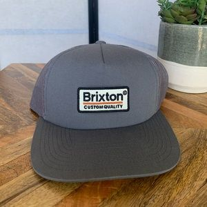 Brixton trucker hat